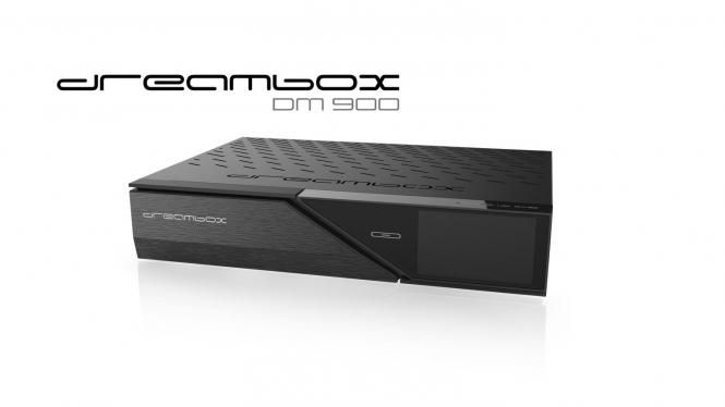 DreamBox DM 920 UHD 1x DVB-S2 Dual PVR 2160p