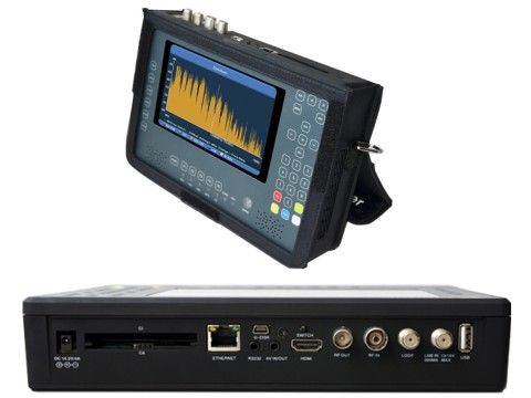 Golden Media Multibox - Combi Satfinder S/S2/C/T/T2
