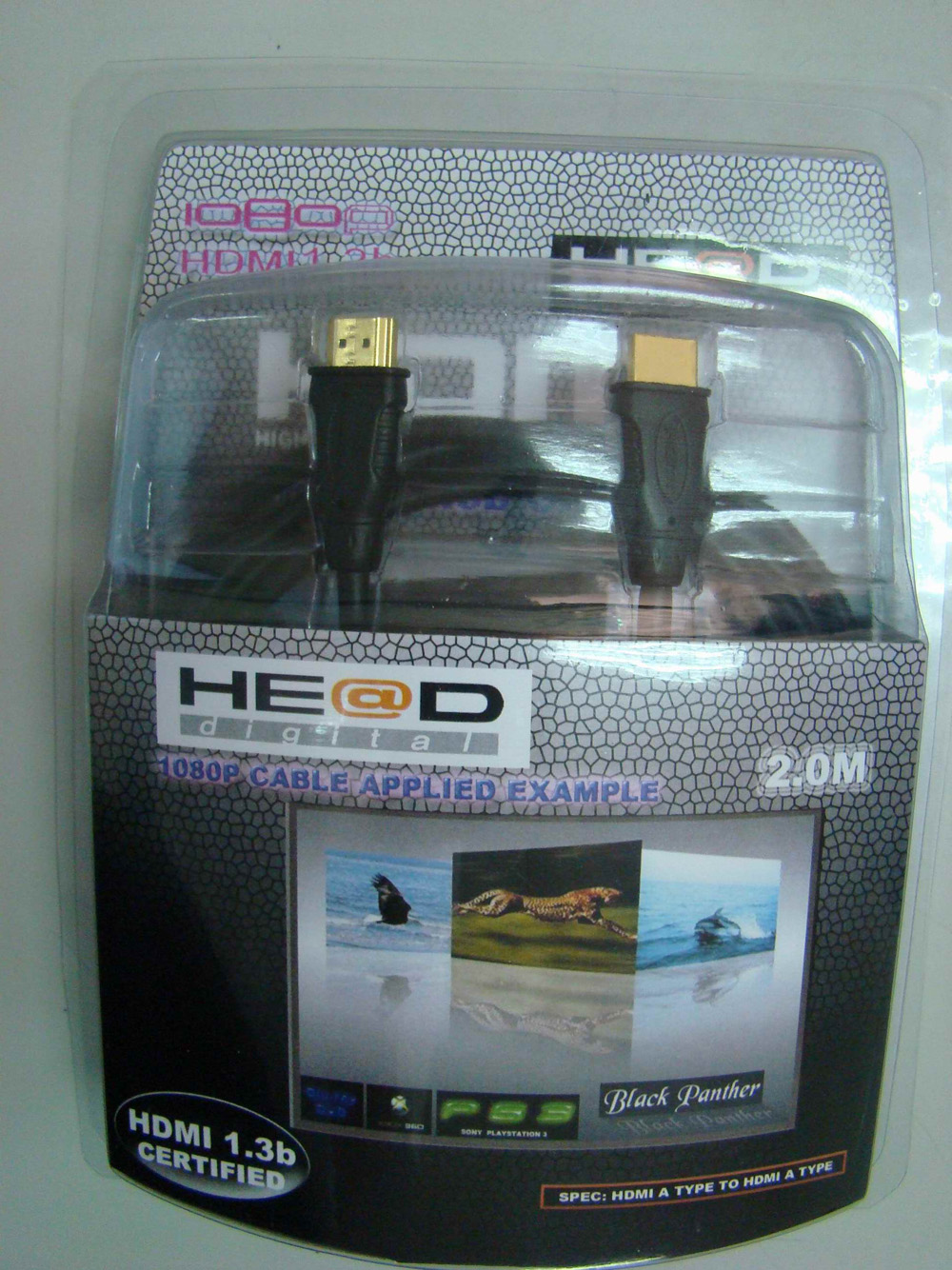 HDMI-Kabel Home Cinema 3,0 m