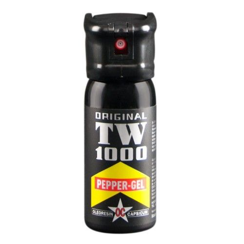Pfefferspray 50 ml TW1000 Pepper-Gel